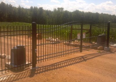 residential fence installation, american fence company, wisconsin, commercial aluminum fencing, electric gate company, fencing companies in my area