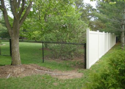 Dog Kennel fence, custom fence, american fence, security fence, animal enclosure fencing, wi fence company