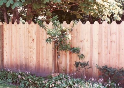 american fence company, superior fence, local fence companies, dog ear fence, wisconsin fence company